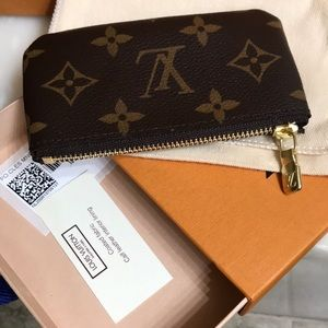 Made in France 🇫🇷 Louis Vuitton Key Pouch